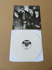 "THE DAMNED New Rose STIFF 12"" 1986 UK ORIGINAL WHITE VINYL 5 TRACK E.P.  BUYIT6"