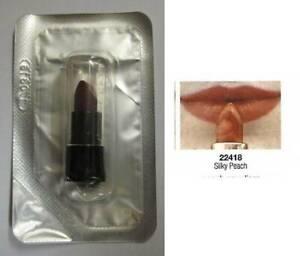 2 x Avon True Colour Supreme Nourishing Lipstick Samples - Shade Silky Peach