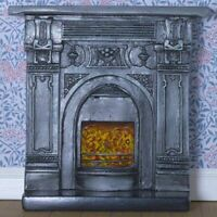1/12 Scale Dolls House Emporium Victorian style Fireplace 8091
