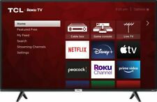 TCL 50Class 4 Series 4K UHD Smart Roku TV