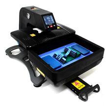 Auto Open Pneu 3D Sublimation Vacuum T-Shirt Heat Press Machine Multifunctional