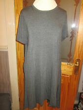 Love Label Ladies Grey Stretchy Dress Size 12 EUR 38 With Tags