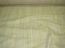 """~BTY~FABRICUT 100% RAW SILK """"DUCHOVNY"""" IVORY~DRAPERY UPHOLSTERY FABRIC FOR LESS~"""
