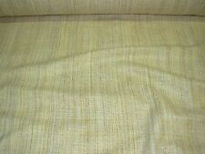 """~27 YDS~FABRICUT 100% RAW SILK """"DUCHOVNY"""" ~DRAPERY UPHOLSTERY FABRIC FOR LESS~"""