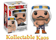 WWE - Iron Sheik Pop! Vinyl Figure