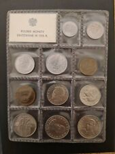 More details for 1976 polish coins full set mint condition all covered from new