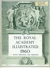 Royal Academy Illustrated 1960 (130+, B & W images - a great reference)