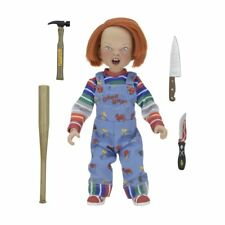 Childs Play NECA Retro Chucky - 8 Inch Scale Clothed Action Figure