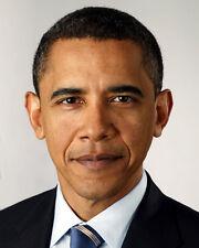 U.S. PRESIDENT BARACK OBAMA PORTRAIT 8X10 PHOTO