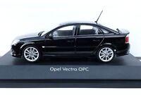 Vauxhall Vectra VXR ~ Opel Vectra C OPC 1:43 Schuco Collectors Model Car ~ Black