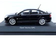 Vauxhall Vectra VXR - Opel Vectra C OPC 1/43 Schuco Collectors Model Car (Black)