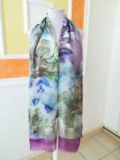 Coccinelle stola scarf seta Vintage foulard