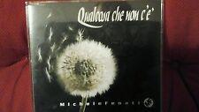 FENATI MICHELE - QUALCOSA CHE NON C'È.  CD SINGOLO 4 TRACKS