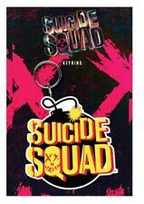 Suicide Squad porte-clés caoutchouc Bomb 6 cm keychain 351886