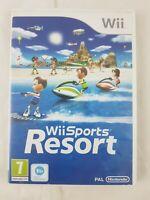 Wii Sports Resort Game Nintendo