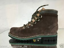 LUIS TRENKER Luxus Boots, Schuhe STOFFEL A27860 Leder braun Gr.45 LP 430€