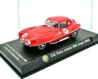 Coche Auto Alfa Romeo Disco Volante C52 Coupe Escala 1/43 diecast miniaturas