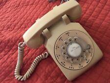 Stromberg-Carlson Rotary Dial Desk Phone