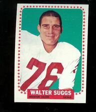 1964 Topps Football #84 Walter Suggs Houston Oilers NRMT SP