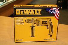"DeWALT DW235G 1/2"" Corded Drill/Driver Brand New Free Shipping"