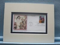 Walt Disney's Snow White & First Day Cover of her own Stamp