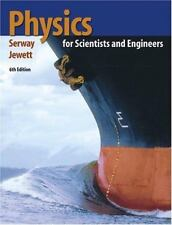 Physics For Scientists and Engineers Textbook Raymond Serway & John Jewett 6th