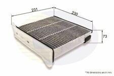 Pollen Cabin Filter Carbon FOR MITSUBISHI LANCER IV 1.3 1.6 2.0 03->13 Petrol