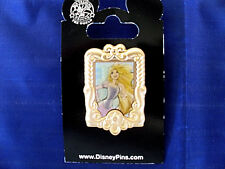 Disney * PRINCESS RAPUNZEL * Watercolor in Filigree Frame Pin * New On Card