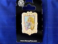 Disney * PRINCESS RAPUNZEL * Watercolor in Filigree Frame Pin * New On Card