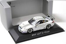 1:43 Minichamps Porsche 911 997 gt3 CUP VIP CAR Dealers New chez Premium-modelcars