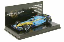 Renault R25 Fernando Alonso Formel 1 World Champion 2005 1:43 Minichamps NEU