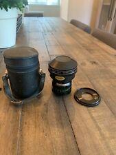 Spiratone 0.15x Fish-Eye Camera Lens Fisheye