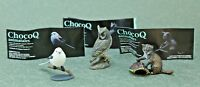 "ChocoQ Animatales Series 8 Figur 3PCS Authentic 2"" Kaiyodo Japan"
