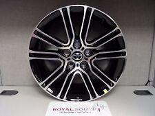 Toyota Avalon Special Edition 18 Black Machined Finish Alloy Wheel Genuine Oe