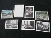 2008 Porsche Boxster RS60 6 Postcard Set Catalog 987 Sales Brochure