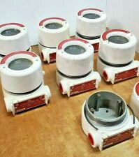 Lot of Seven(7) AKRON Electric-XJIHG1 Instrumentation Enclosures(90-P-Floor-G80)