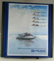 Service Manual 2004 Polaris Watercraft Freedom,Virage,Virage i,Genesis i,MSX 140