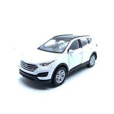 1:36 Hyundai Santa Fe Diecast Pull Back - White *** RARE ***