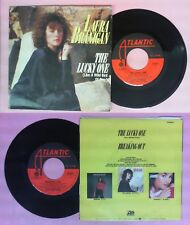 LP 45 7'' LAURA BRANIGAN The lucky one Breaking out 1984 italy no cd mc dvd