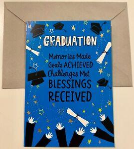Graduation Card- Memories Made Graduation Card