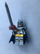 Authentic LEGO Excalibur Batman minifigure    Minifig NEW Minifigures