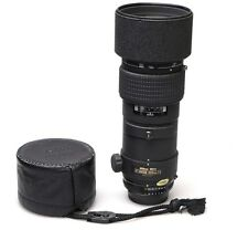 Nikon Nikkor AF ED 300mm F/4