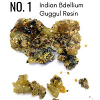 Bulk Guggul Gum Guggulu Indian Bdellium Myrrh Commiphora Mukul Raw Incense Resin