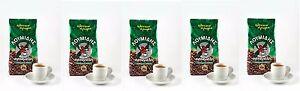 5 packs x Loumidis  PAPAGALOS Traditional Greek Coffee, 194 g