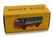 """Voiture camion modèle réduit DINKY TOYS (Atlas) Camion baché """"GAK"""" Berliet"""