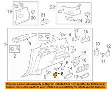 GM OEM Interior-Seat Belt Guide 22837567