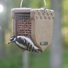 Birds Choice Peanut Feeder Recycled Bird Feeder ACORN
