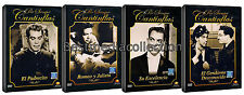 Cantinflas 4 Pk El Padrecito Romeo y Julieta ORIGINAL Su Excelencia Mas NEW DVD
