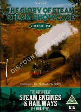 THE GLORY OF STEAM SHOWCASE. FEATURING THE MALLARD. New DVD