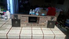 Casio kx-101 old school boom box